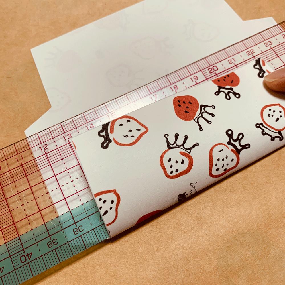 ポチ袋作り方2