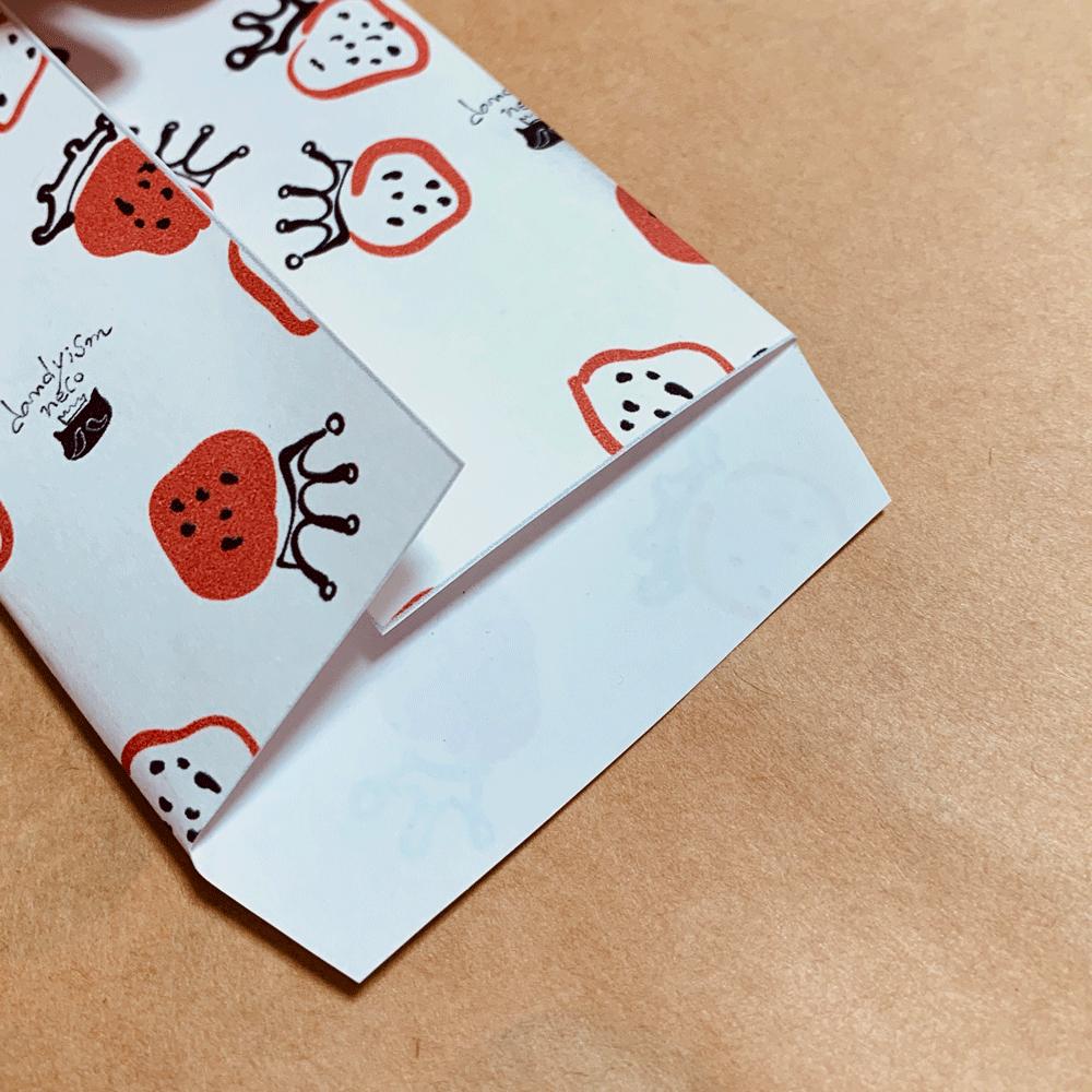 ポチ袋作り方3
